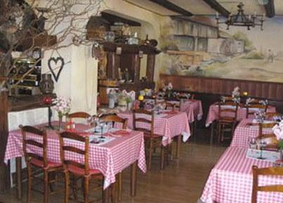 Restaurant le burahus werentzhouse for Restaurant altkirch