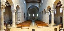 Eglise Romane St Jacques du XIIe siècle