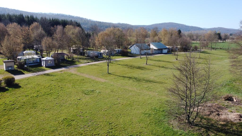 camping intercommunal du plan d eau de courtavon