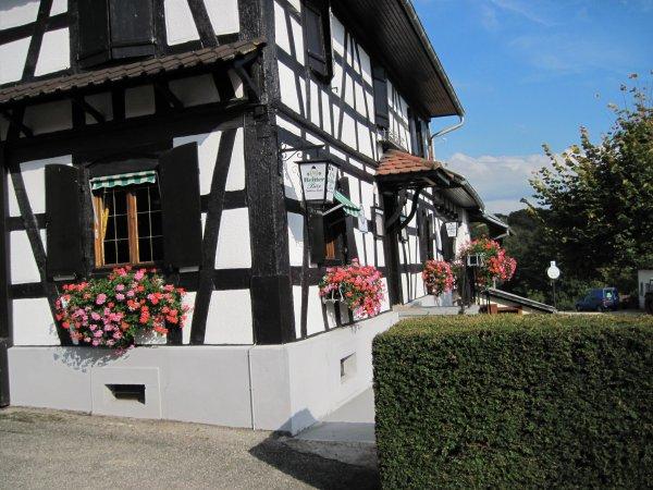 Restaurant � l'Arbre vert
