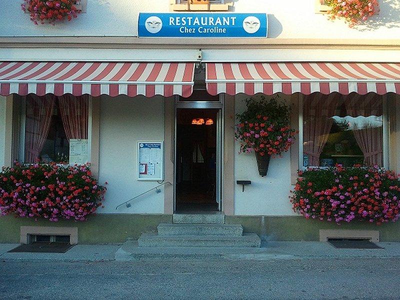 Restaurant sundgau elsass haut rhin for Restaurant altkirch