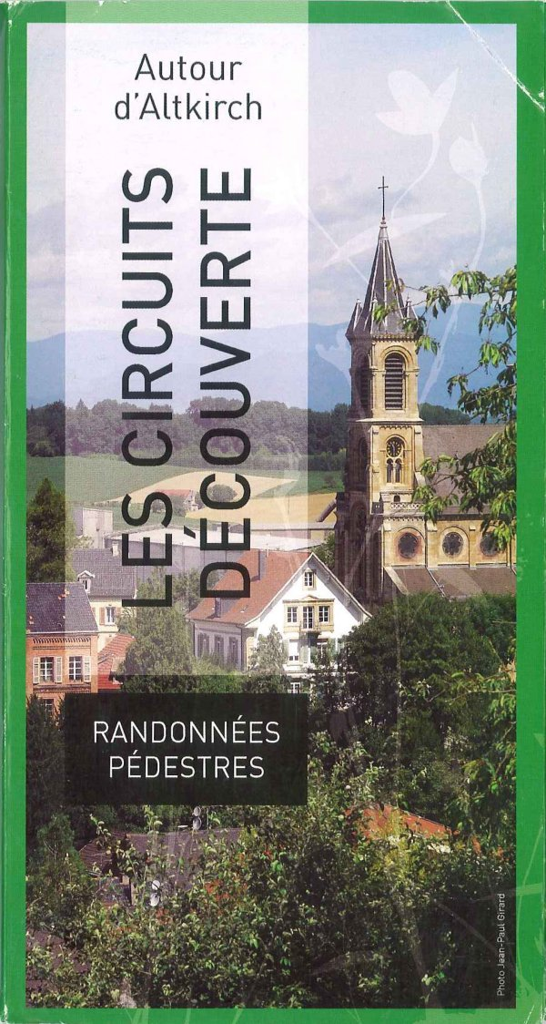 Circuits d couverte autour d 39 altkirch altkirch - Office du tourisme altkirch ...