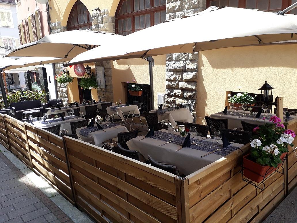 Restaurant il picchio express for Restaurant altkirch