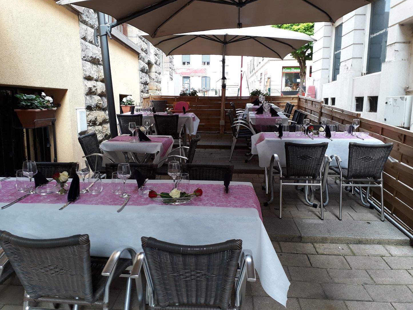 Restaurant il picchio express altkirch for Restaurant altkirch