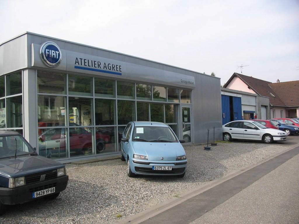 Garage mazuc altkirch for Garage location voiture