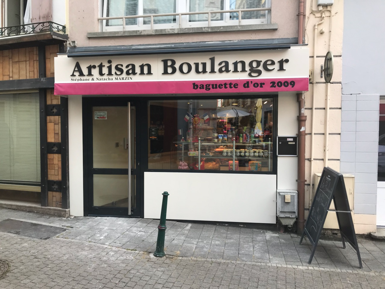 Boulangerie marzin - Office du tourisme altkirch ...