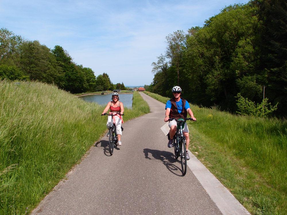parcours vélo gpx