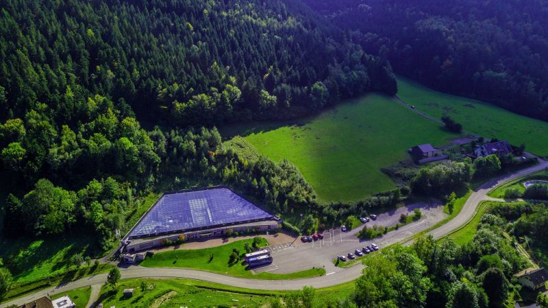 Parc minier Tellure