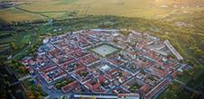 Neuf-Brisach Fortified Town