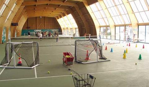 Tennis Club de la Vallée de la Bruche, Schirmeck