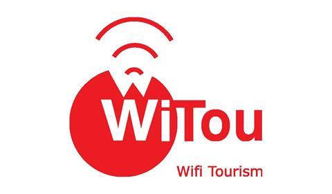Logo indiquant la possibilité de se connecter en Wifi à l'Office de Tourisme
