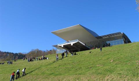 Mémorial de l'Alsace-Moselle. Crédit photo : Office de tourisme de la vallée de la Bruche