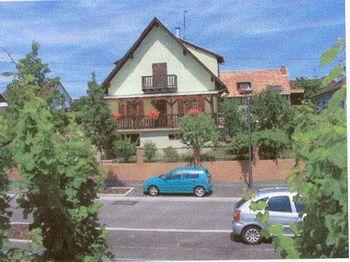 Chambre d'hôtes WUNSCH Jean-Claude_Dambach la Ville
