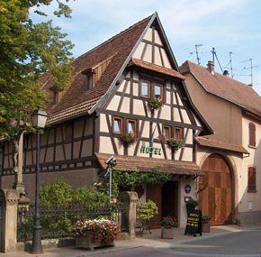 Hôtel Le Vignoble _ Dambach la Ville
