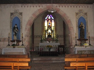 Chapel of the Virgin Mary