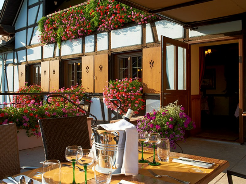 Restaurant Emmebuckel Faller _ Itterswiller