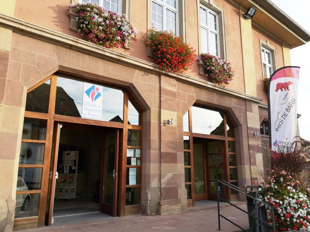 Office de Tourisme Barr Bernstein (bureau) - Dambach-la-Ville