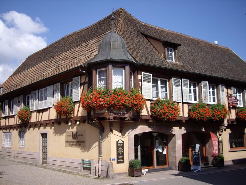 Boulangerie Pâtisserie - Salon De Thé Rietsch