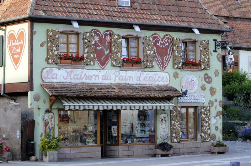 Museum des Lebkuchens und der damaligen Süßigkeiten