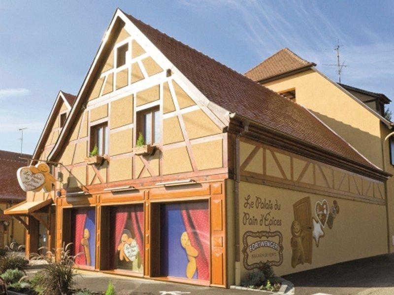 Le palais du pain d'�pices