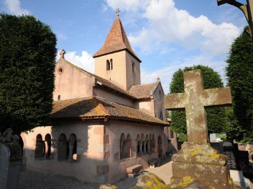 Chapelle Sainte-Marguerite d'Epfig - C. Dumoulin
