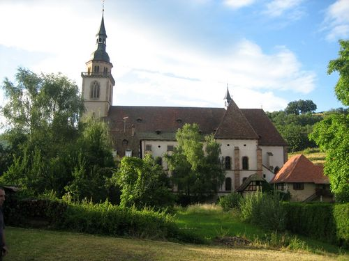 Abbey-church of Saint Peter and Saint Paul
