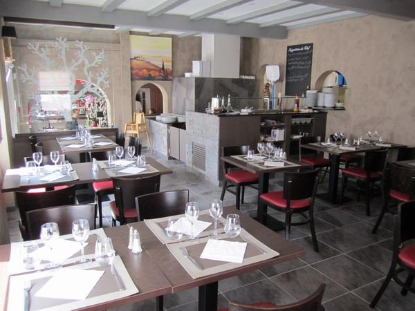Restaurant pizzeria papa joe - Office de tourisme de cernay ...