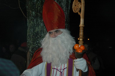 Saint Nicholas' feast