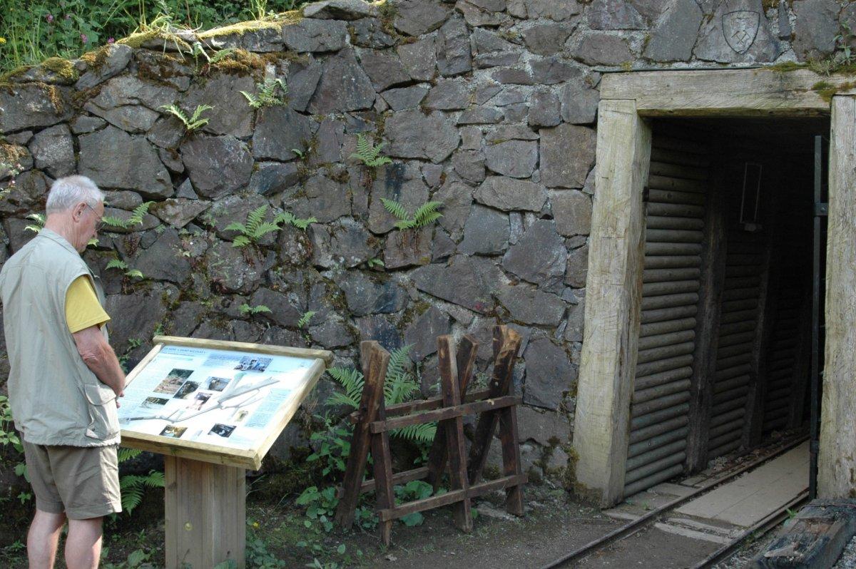 Visits of the Mine of Saint-Nicolas