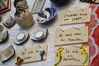 Ceramists market