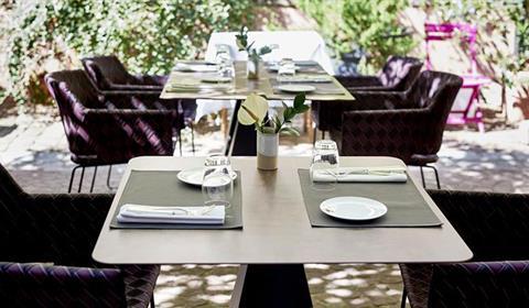 Le restaurant Girardin Colmar, Alsace http://www.la-maison-des-tetes.com/