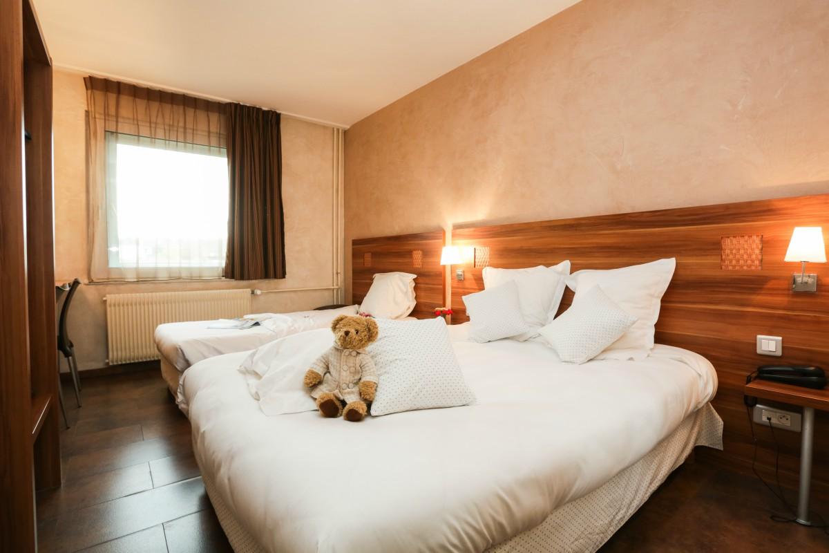 Hotel Proche Gare Colmar
