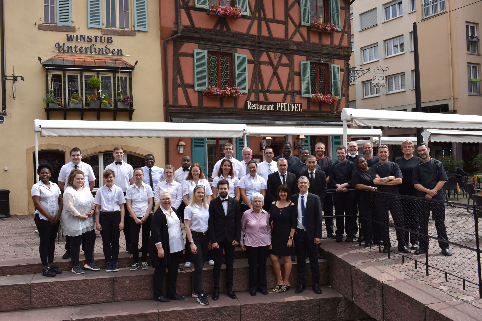 Office de tourisme de colmar en alsace brasserie unterlinden - Office de tourisme de colmar ...