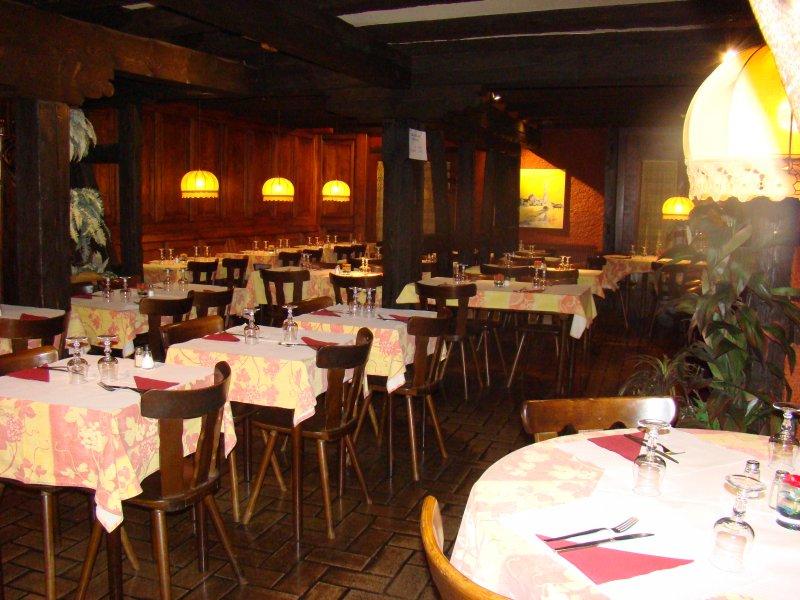Restaurant la taverne colmar for Restaurant la maison rouge colmar