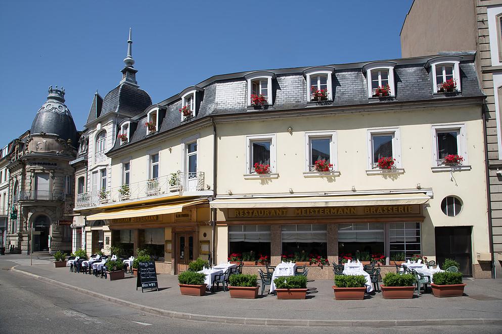 Restaurant Meistermann Colmar, Alsace http://i28087.wix.com/meistermann