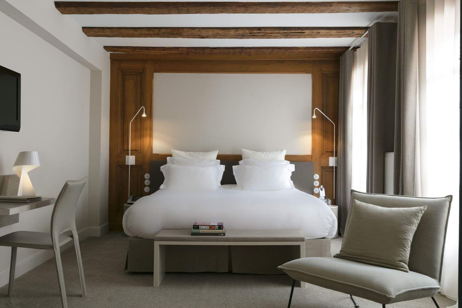 Hôtel la Maison des Têtes (Restaurant)