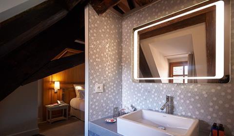 Hôtel la Maison des Têtes (Chambre)
