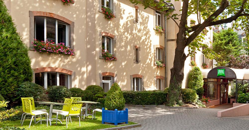 Hôtel Ibis Styles Colmar, Alsace