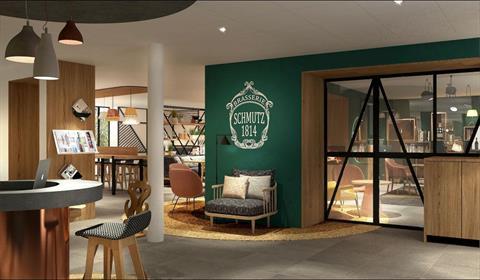 office de tourisme de colmar en alsace ibis styles colmar centre. Black Bedroom Furniture Sets. Home Design Ideas