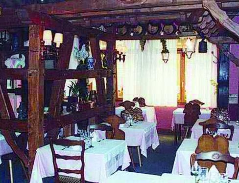Colmar alsace france tourist office la maison rouge for Restaurant la maison rouge colmar
