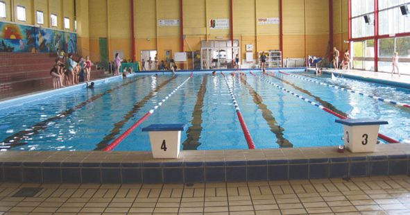 Stade nautique colmar for Piscine unterlinden colmar