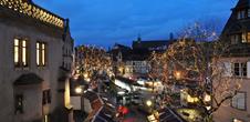 Marché de Noël - Place de l'Ancienne Douane