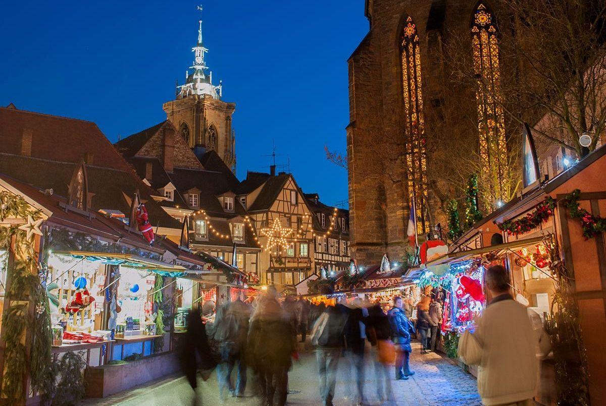 marche de noel xamontarupt 2018 Colmar Alsace France Tourist Office   Guided Tour: the magic of  marche de noel xamontarupt 2018