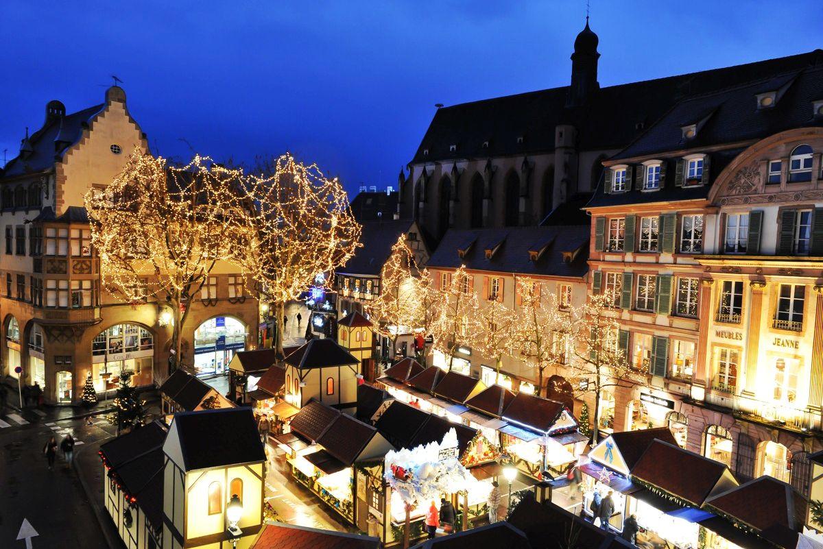 Visite guidée : la Magie de Noël - en allemand
