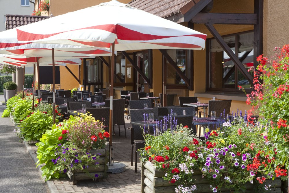 Restaurant les Maraïchers Colmar, Alsace http://www.les-maraichers.com/