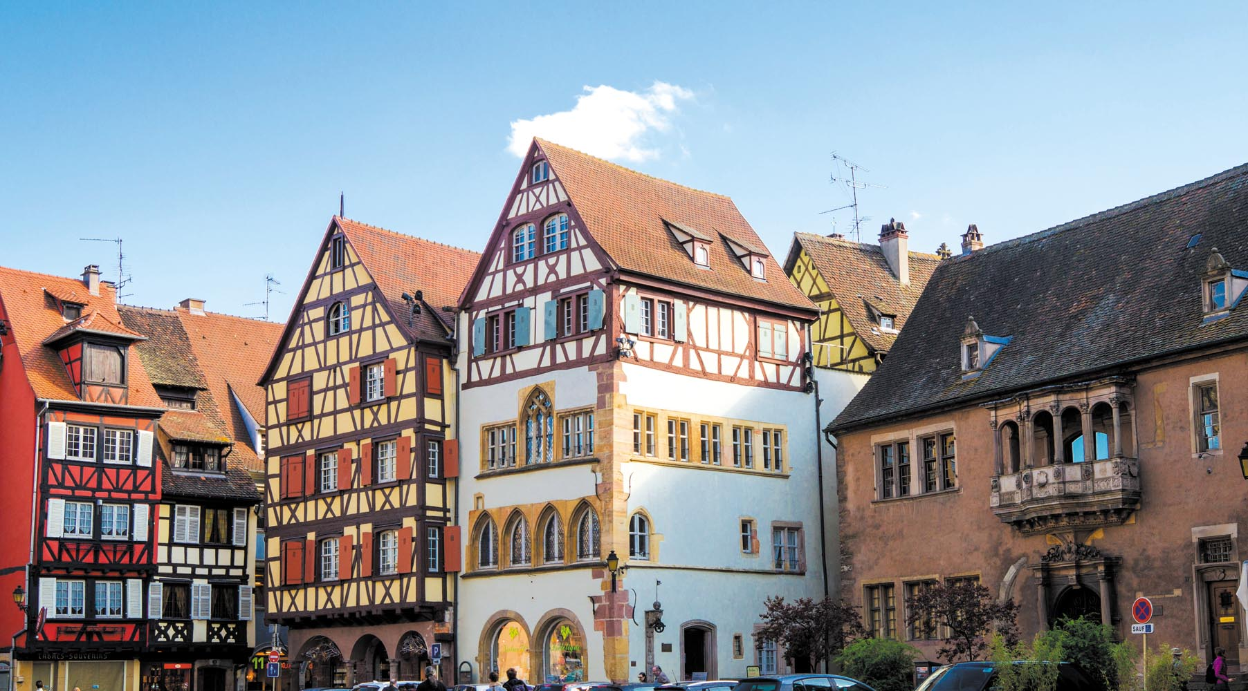 colmar alsace france tourist office adolph house. Black Bedroom Furniture Sets. Home Design Ideas