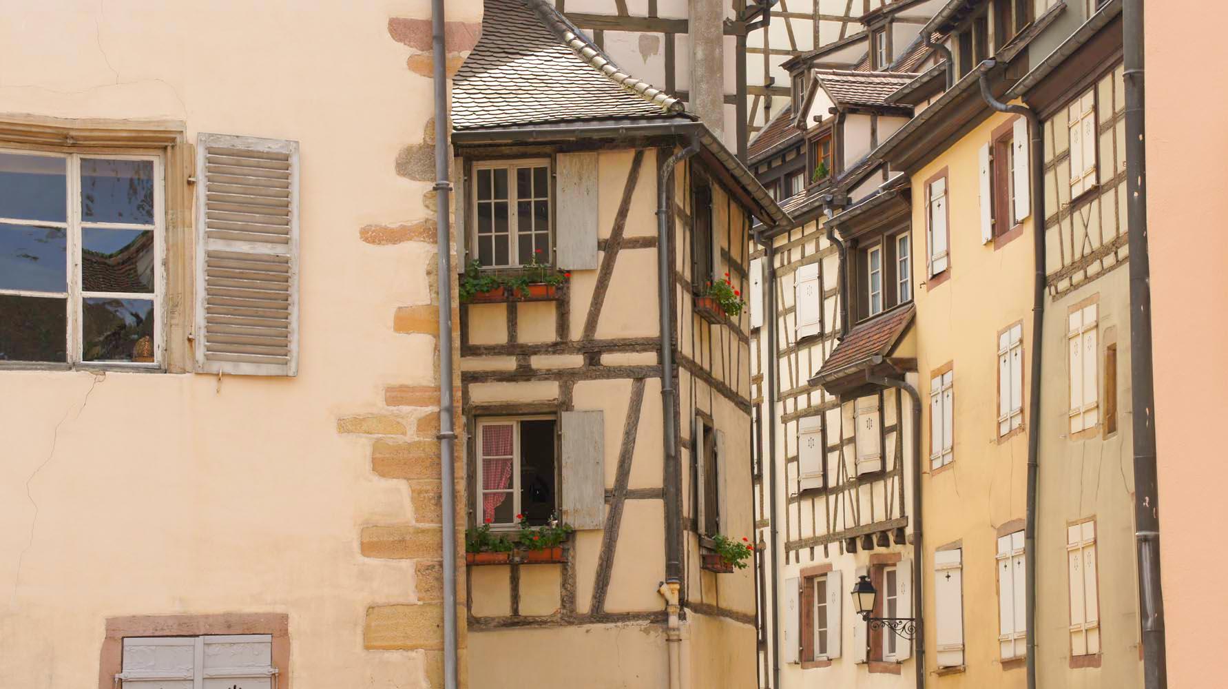 Quartier des Tanneurs (OT Colmar)