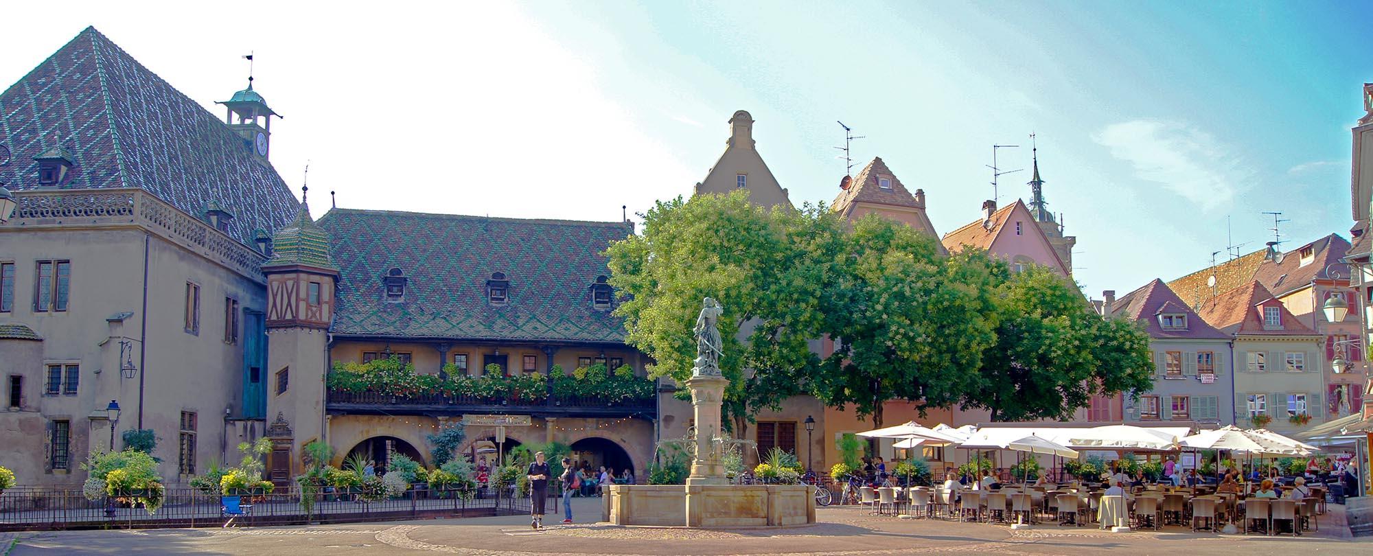 Ancienne douane Colmar (Koïfhus) - достопримечательности Кольмара