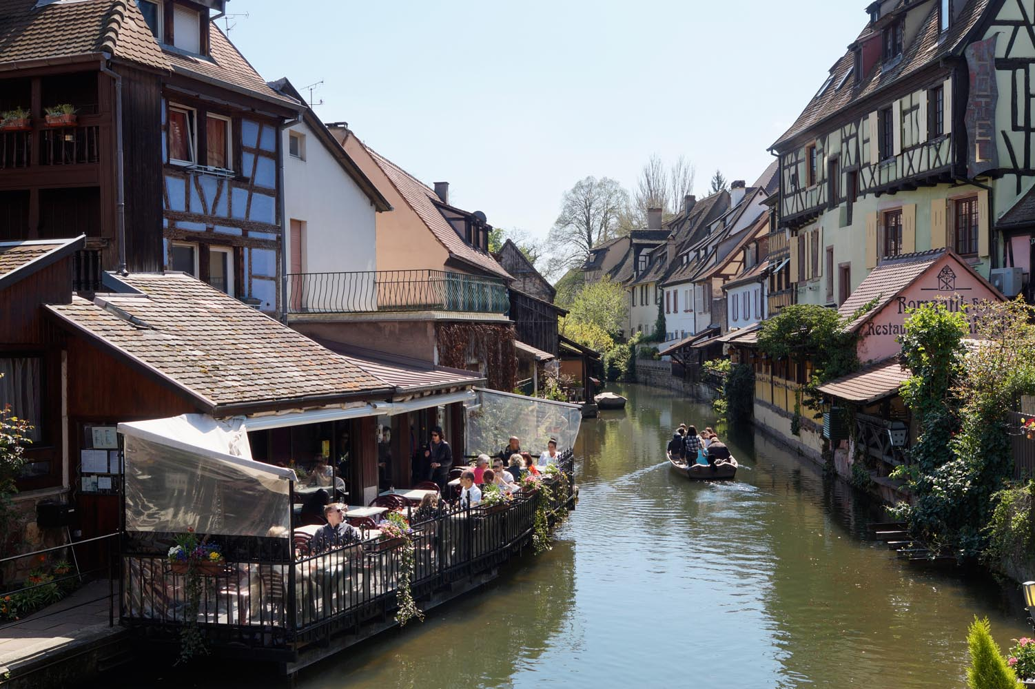 La petite venise colmar for Piscine unterlinden colmar