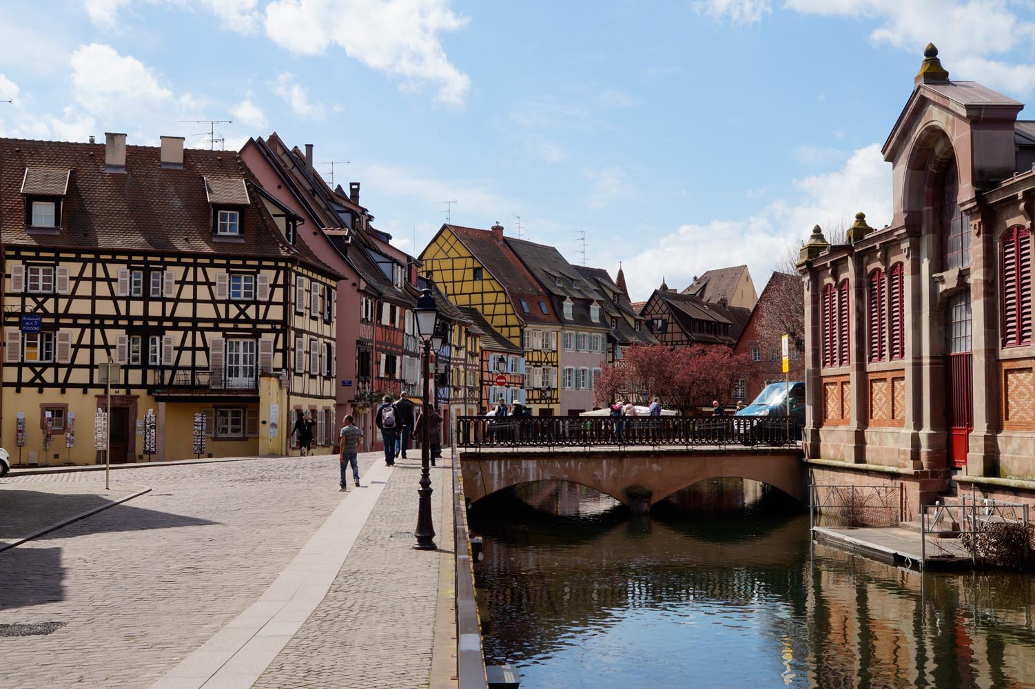 Colmar alsace france tourist office little venice - Office de tourisme italie paris ...